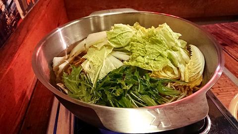 鶏の山椒鍋