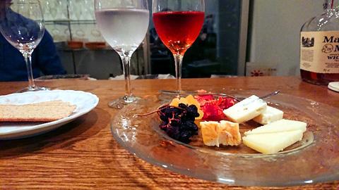 ナチュラルチーズ&ドライフルーツ