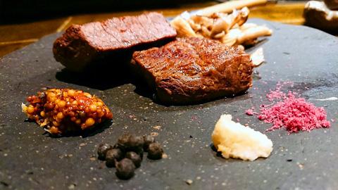 黒毛和牛ランプステーキ