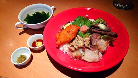 九州大陸丼