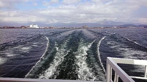 琵琶湖クルーズ