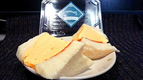 コロナの玉子サンドイッチ