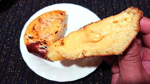 焦がしとろーりクリームパン