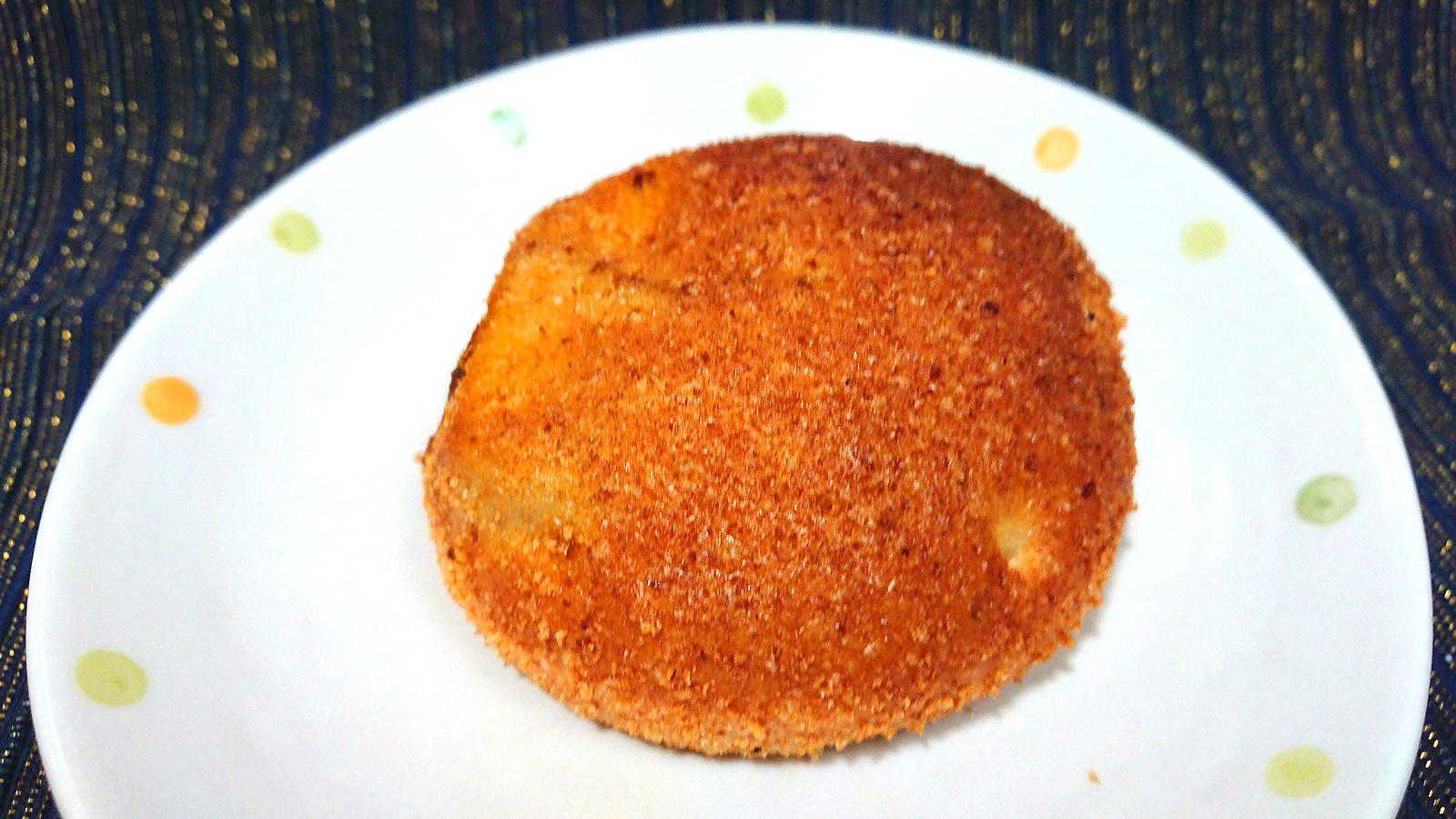 自家製のカレーパン