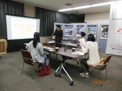 2016.11.13 ASJ会員様向け 整理収納セミナー 2