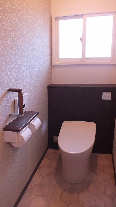 トイレ TOTOレストパル アクセントクロス