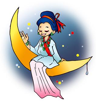 月と勾玉と姫