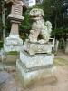 玉造神社の狛犬