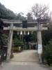 玉造神社の鳥居
