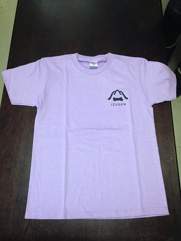 いず坊Tシャツfront.jpg