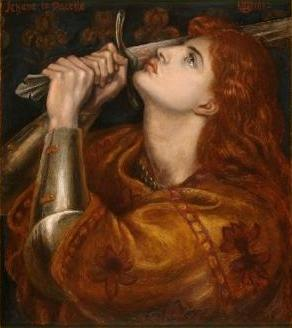 Joan Of Arc_1882 Fitzwilliam Museum