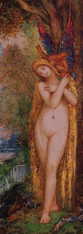 Gustave Moreau - Eve