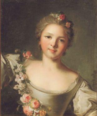 Portrait of Françoise-Renée de Carbonnel de Canisy, Marquise dAntin (1725-1814)