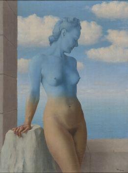 Magritte-La magie noire-1945