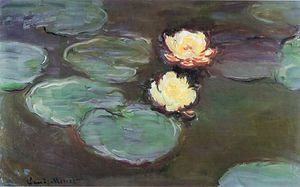 Water Lilies 1897-98