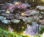 Waterlilies 1914 - 17 Private Collection