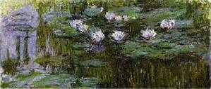 Waterlilies 1914 - 17 Marmottan