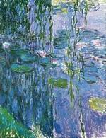 Waterlilies 1916 - 19 Musee Marmottan, Paris