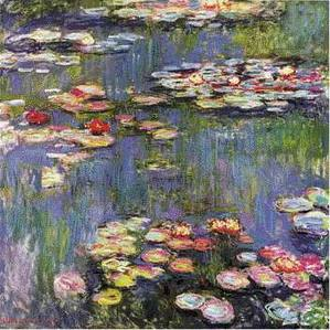 Waterlilies 1916 National Museum of Western Art, Tokio