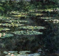Waterlilies 1904