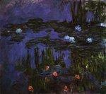 Water Lilies 1914-1917, Portland Art Museum, Portland, Oregon.