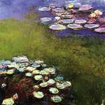 Water Lilies 1914-1917, Musee Marmottan, Paris
