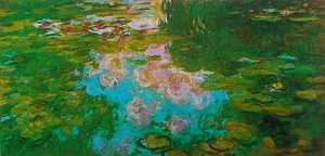 Waterlilies, 1919