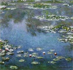 Waterlilies 1906 Art Institue of Chicago, Illinois