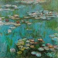 WaterLilies 1916