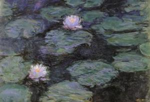 Water-Lilies. 1897-98