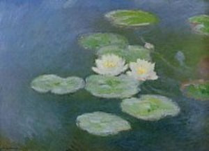 Water-Lilies.night effects 1897-98