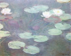 Pink Water-Lilies 1899