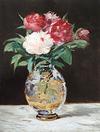 エドゥアール・マネ「芍薬の花束」 村内美術館 蔵