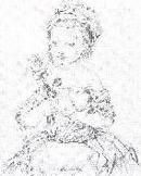 La Petite Fille a la Rose
