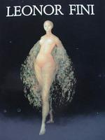 表紙の絵「La Femme Lune, 1955年」画像:レオノール・フィニ カタログブック 1994年