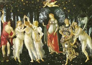 Allegory of Spring (La Primavera)