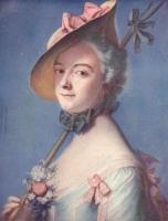 Maurice Quentin de La Tour   Pompadour 年代不詳