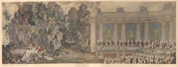 Madame Pompadour performs Acis et Galathée