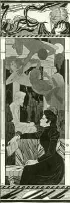Gustav Krovy festménye