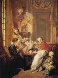 Le Dejeuner by Francois Boucher
