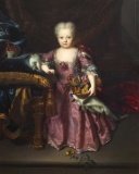 Maria Amalia Archduchess of Austria 1724 - 1730