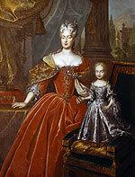 Kaiserin Elisabeth Christine und Maria Theresia