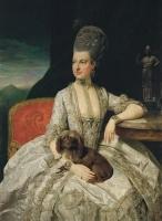 Erzherzogin Maria Christine (1742-1798) Johann Zoffany
