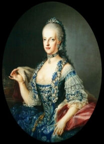 Maria Karolina of Austria Queen