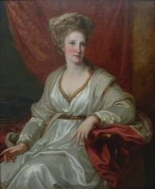 Angelika Kauffmann Portrait Maria Karoline von sterreich VLM