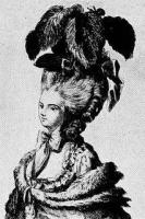 Chapeau à la Rose Bertin 1779
