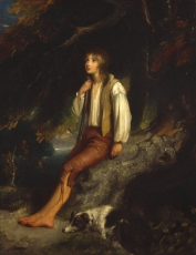 Richard Westall, A Peasant Boy, c. 1794
