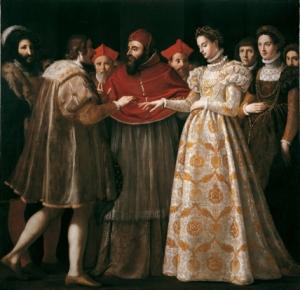 Nozze di Caterina de' Medici