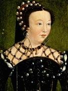 Catherine de Médicis, reine de France (1519-1589)- vers 1556