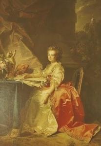 Marie-Thérèse Louise de Savoie-Carignan, Princesse de Lamballe